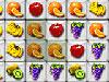 Jeu  blocs de fruits