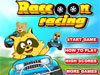 Jeu  raccoon racing