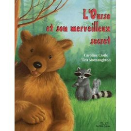 Puzzle  l'ourse et son merveilleux secret