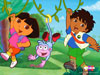 Puzzle  dora et ses aventures