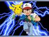 Puzzle  pokemon : sacha et pikachu