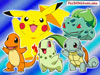 Puzzle  pokemon : les principaux !