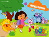 Puzzle  dora et son ami babouche