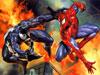 Puzzle  spiderman - peter parker ennemi de venom et du bouffon vert